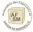 Logo de l'association des Fabricants de SAVON DE MARSEILLE