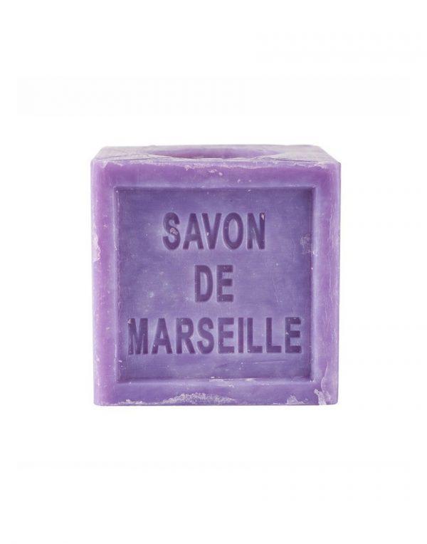 Savon de Marseille parfum Lavande Cube 300gr
