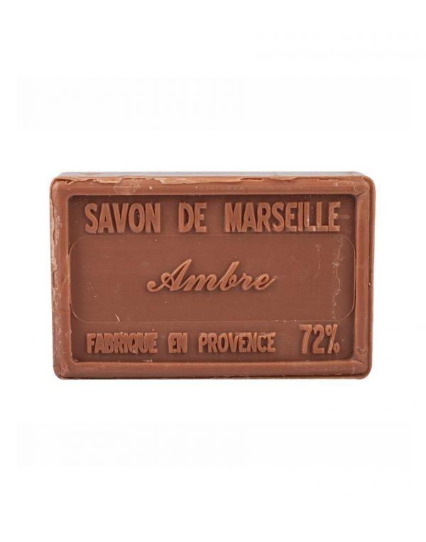 Savon de Marseille parfum Ambre