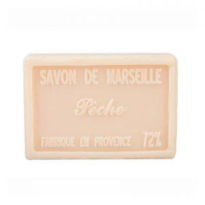 Savon de Marseille parfum Pêche