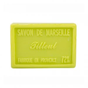 Savon de Marseille parfum Tilleul