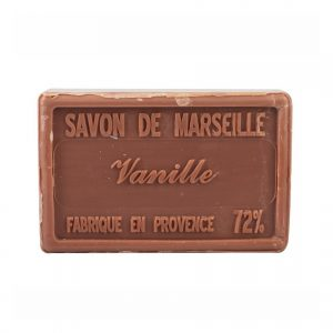 Savon de Marseille parfum Vanille