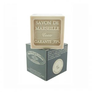 Savon de Marseille parfum Coco Cube 100gr