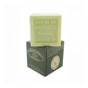 Savon de Marseille parfum Verveine Cube 100gr