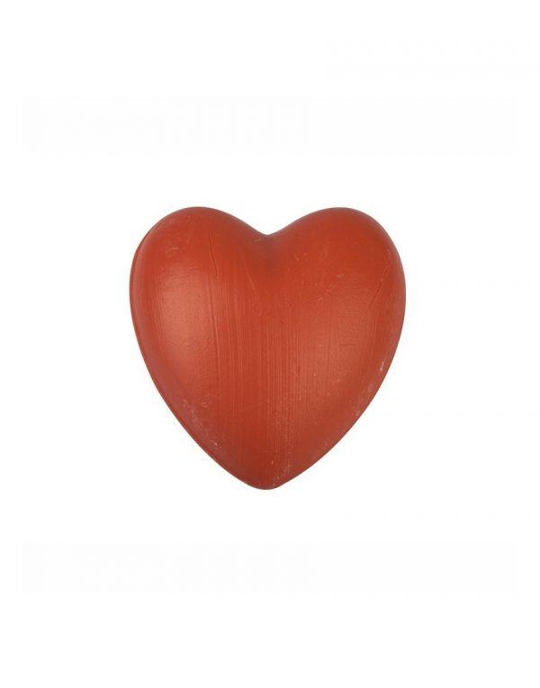 Savon de Marseille Coeur parfum Fruits rouges