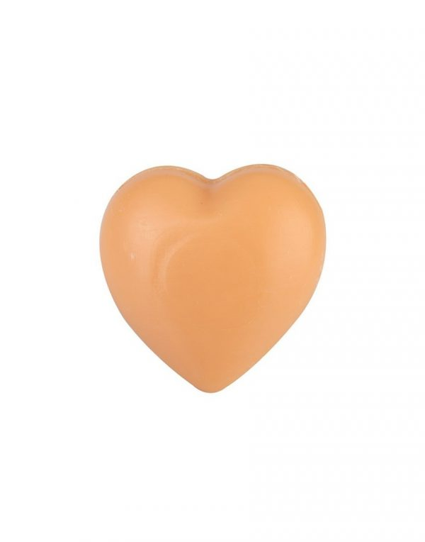 Savon de Marseille Coeur parfum Orange Cannelle