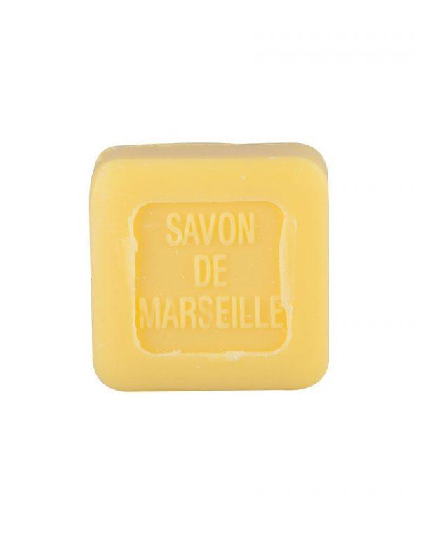 Mini Carré de savon de Marseille parfum Chèvrefeuille