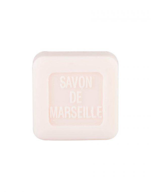 Mini Carré de savon de Marseille parfum Jasmin