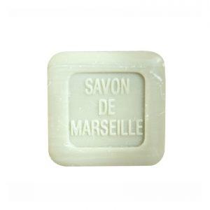 Mini Carré de savon de Marseille Olive