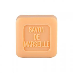 Mini Carré de savon de Marseille parfum Orange Cannelle