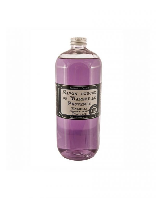 Savon douche de Marseille parfum Provence (1L)
