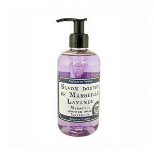 Savon douche de Marseille parfum Lavande (250ml)