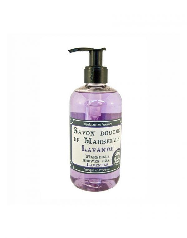 Savon douche de Marseille parfum Lavande (300ml)