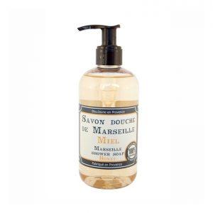 Savon douche de Marseille parfum Miel (250ml)