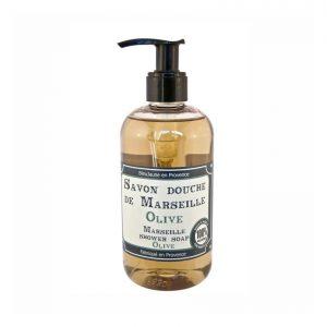 Savon douche de Marseille parfum Olive (250ml)