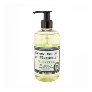 Savon douche de Marseille parfum Verveine (250ml)