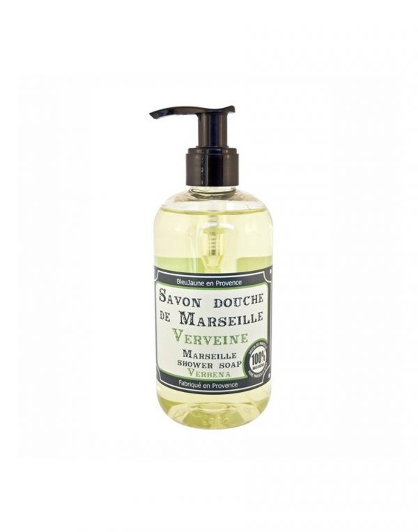 Savon douche de Marseille parfum Verveine (300ml)