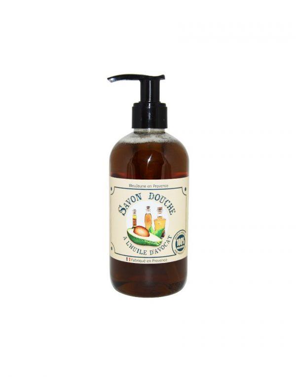 Savon douche à l'huile d'Avocat (300ml)