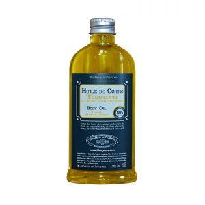 Huile de Corps Tonifiante à l'huile de Gingembre