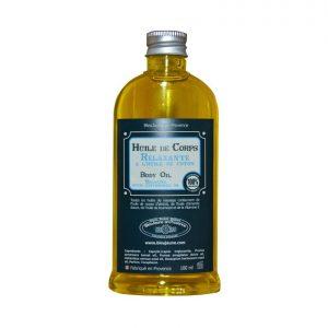 Huile de Corps Relaxante à l'huile de Coton