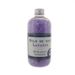 Sels de Bain Parfum Lavande (360gr)