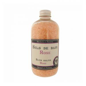 Sels de Bain Parfum Rose (360gr)