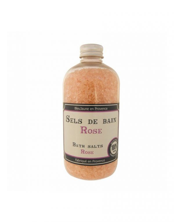 Sels de Bain Parfum Rose (400gr)