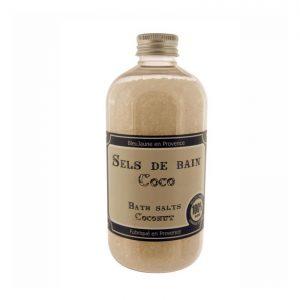 Sels de Bain Parfum Coco (360gr)