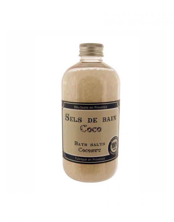 Sels de Bain Parfum Coco (400gr)