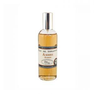 Eau de Toilette de Grasse parfum Ambre (vaporisateur)