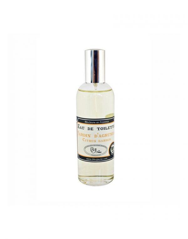 Eau de Toilette de Grasse parfum Jardin d'Agrumes (vaporisateur)
