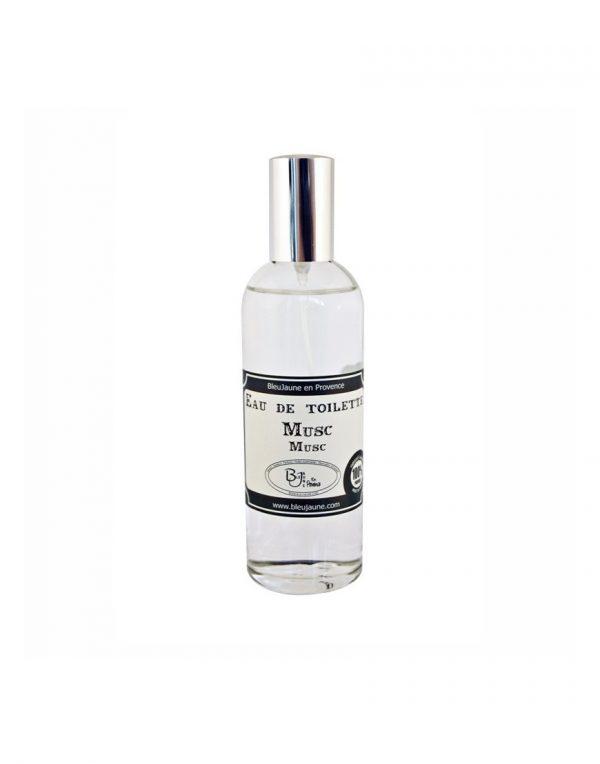 Eau de Toilette de Grasse parfum Musc (vaporisateur)