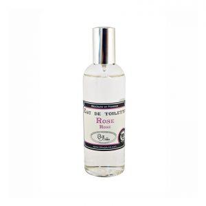Eau de Toilette de Grasse parfum Rose (vaporisateur)