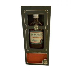 Etui Savons de Marseille parfum Coquelicot