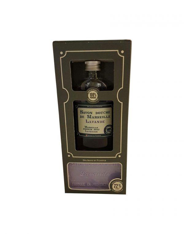 Etui Savons de Marseille parfum Lavande