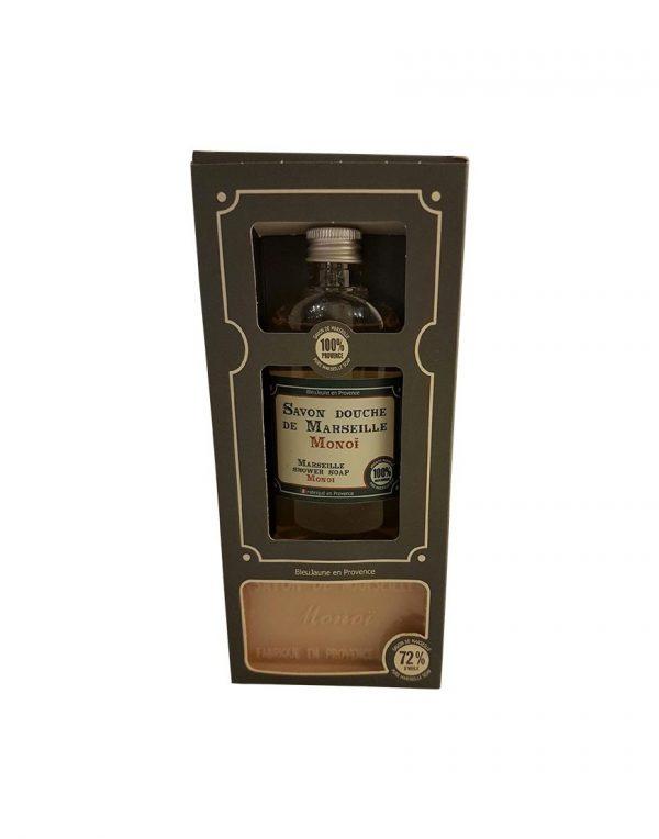 Etui Savons de Marseille parfum Monoï