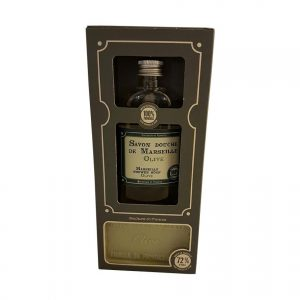 Etui Savons de Marseille parfum Olive