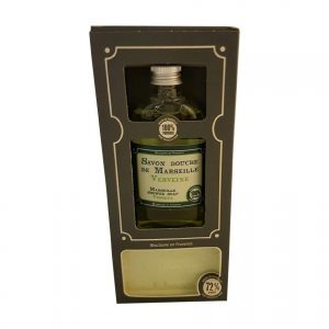Etui Savons de Marseille parfum Verveine