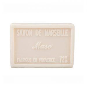 Savon de Marseille parfum Musc Blanc
