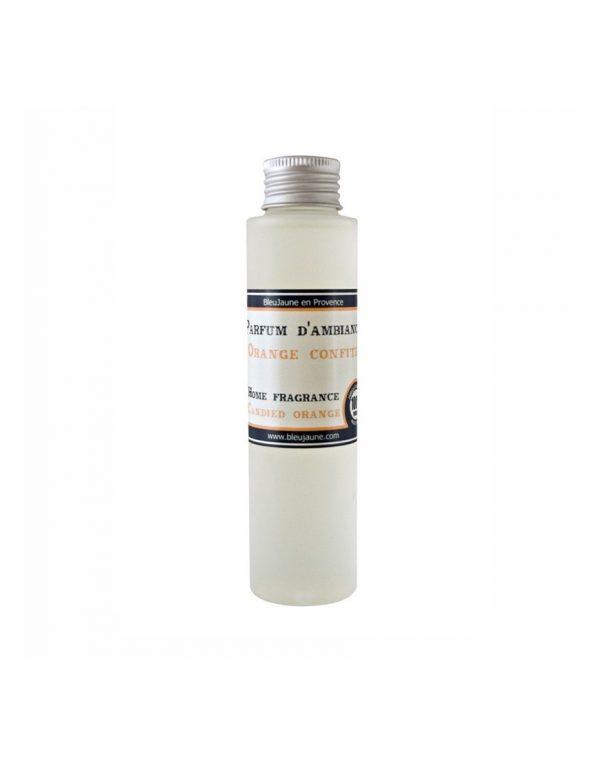 Recharge diffuseur parfum senteur Orange confite
