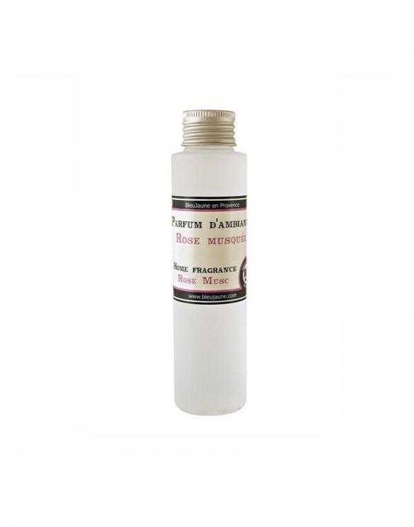 Recharge diffuseur parfum senteur Rose Musquée