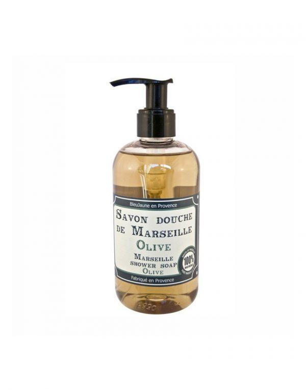Savon douche de Marseille parfum Olive (300ml)