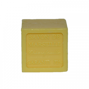 Savon de Marseille parfum Chèvrefeuille Cube 100gr