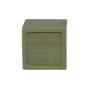 Savon de Marseille parfum Olive Cube 100gr