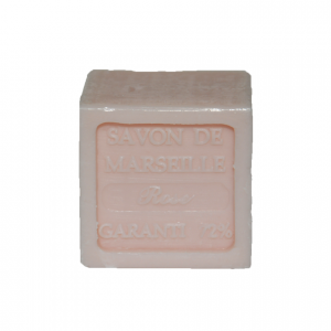 Savon de Marseille parfum Rose églantine Cube 100gr
